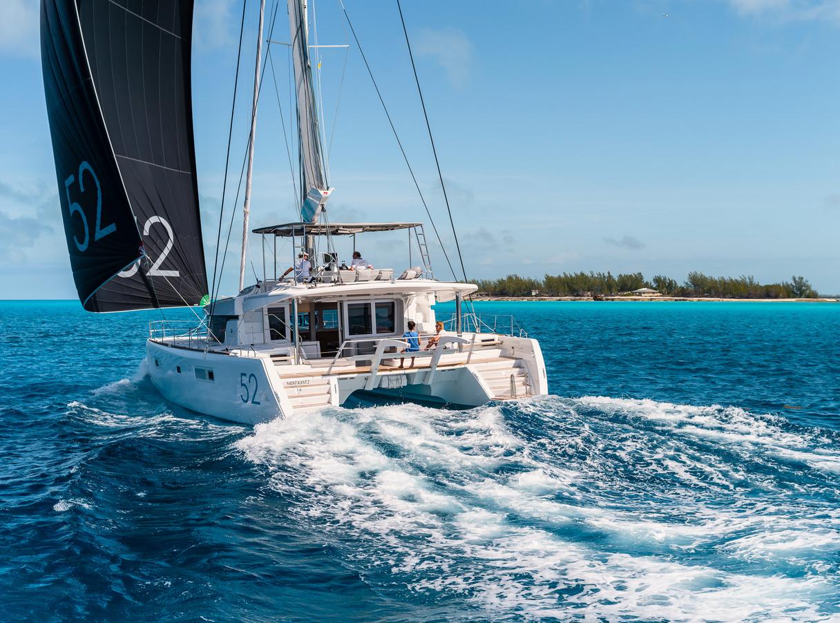 Souvent Noleggio Barche a vela Vacanze in barca vela Catamarani da sogno GJ94