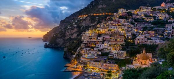 ponte del 1 maggio in barca a vela Capri e Costiera Amalfitana